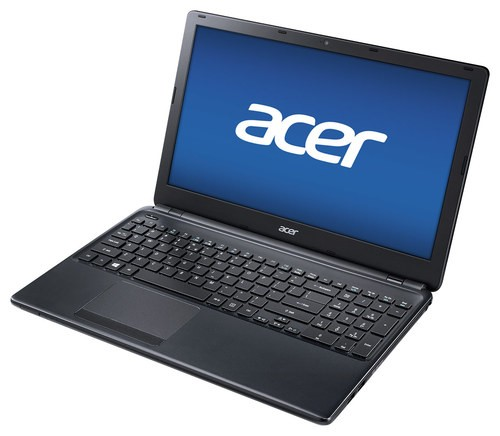 "Acer - 15.6"" Refurbished Laptop - Intel Pentium - 4GB Memory - 500GB Hard Drive - Black"