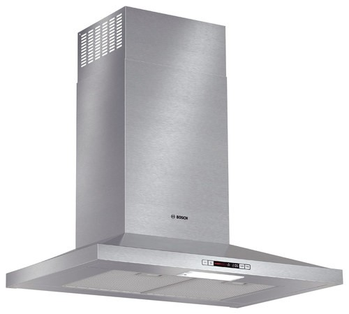 "Bosch - 300 Series 30"" Convertible Range Hood - Stainless Steel"