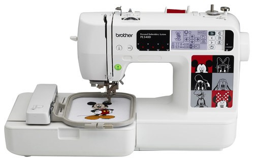 Brother - Embroidery Machine - White