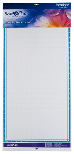 "Brother - ScanNCut 12"" x 24"" Standard Mat - Blue"