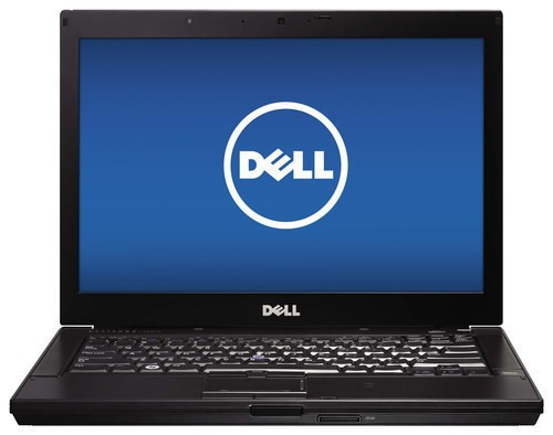 "Dell - Latitude 14"" Refurbished Laptop - Intel Core i5 - 4GB Memory - 500GB Hard Drive - Black"