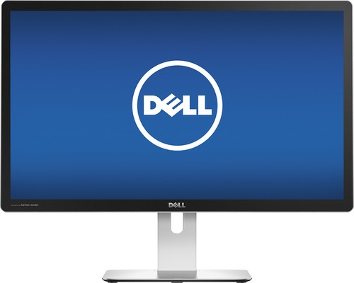 "Dell - UltraSharp UP2715K 27"" IPS LED 5K UHD Monitor - Black"
