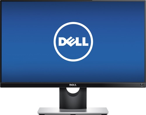 "Dell - S2316M 23"" IPS LED HD Monitor - Black"