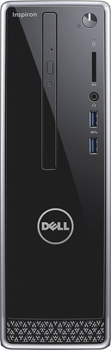 Dell - Inspiron Desktop - Intel Pentium - 4GB Memory - 500GB Hard Drive - Black