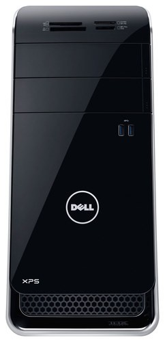 Dell - XPS Desktop - Intel Core i7 - 32GB Memory - 2TB Hard Drive - Black
