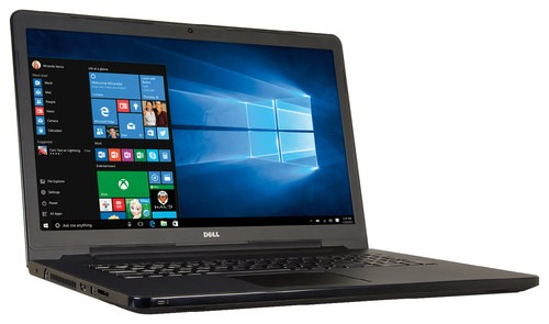 "Dell - Inspiron 17.3"" Laptop - AMD A8-Series - 8GB Memory - 1TB Hard Drive - Black"