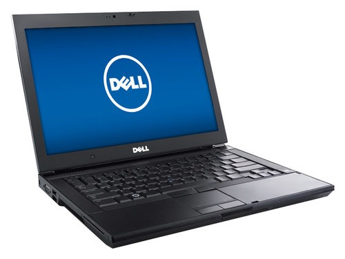"Dell - 14.1"" Refurbished Laptop - Intel Core2 Duo - 2GB Memory - 160GB Hard Drive - Black"