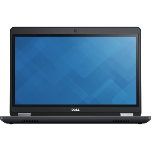 "Dell - Latitude 14"" Laptop - Intel Core i5 - 8GB Memory - 256GB Solid State Drive - Black"