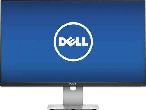 "Dell - S2415H 23.8"" IPS LED HD Monitor - Black"