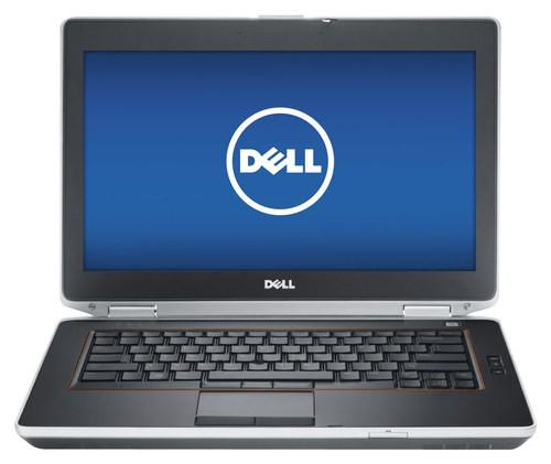 "Dell - 14"" Refurbished Laptop - Intel Core i5 - 4GB Memory - 320GB Hard Drive - Black"