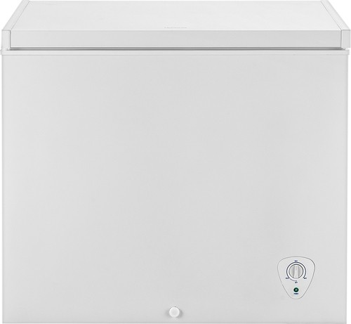 Frigidaire - 7.2 Cu. Ft. Chest Freezer - White