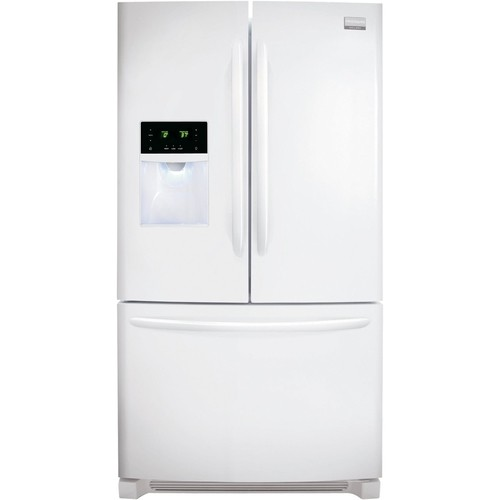 Frigidaire - Gallery 27.2 Cu. Ft. French Door Refrigerator - Pearl