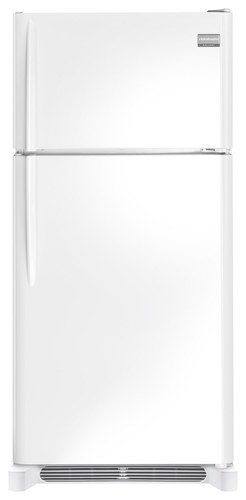 Frigidaire - Gallery 18.3 Cu. Ft. Top-Freezer Refrigerator - White