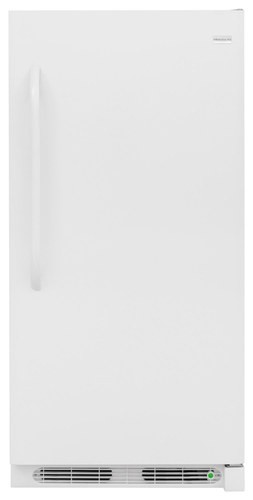 Frigidaire - 14.0 Cu. Ft. Upright Freezer - White