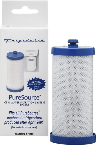 Frigidaire - PureSource Replacement Water Filter for Select Electrolux and Frigidaire Refrigerators