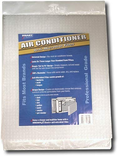Frigidaire - Universal Antimicrobial Air Conditioner Filter