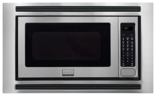 Frigidaire - Gallery 2.0 Cu. Ft. Built-In Microwave - Stainless Steel