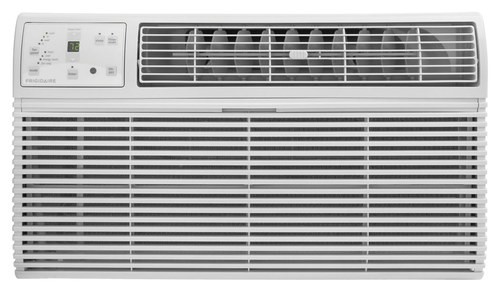Frigidaire - Home Comfort 12,000 BTU Through-the-Wall Air Conditioner and 10,600 BTU Heater - White