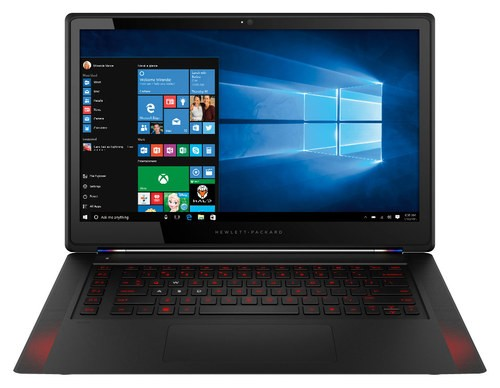 "HP - Omen 15.6"" Touch-Screen Laptop - Intel Core i7 - 16GB Memory - 512GB Solid State Drive - Black"