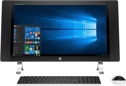 "HP - ENVY 23.8"" Touch-Screen All-In-One - Intel Core i5 - 8GB Memory - 1TB Hard Drive - Silver"