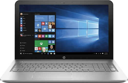 "HP - ENVY m6-p114dx 15.6"" Touch-Screen Laptop - AMD FX - 6GB Memory - 1TB Hard Drive - Natural silver"