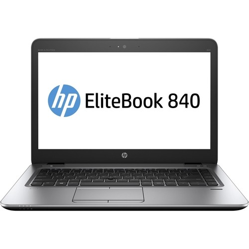 "HP - EliteBook 14"" Laptop - Intel Core i7 - 8GB Memory - 256GB Solid State Drive - Silver"