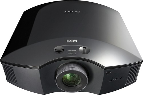 Sony - ES SXRD Projector - Black