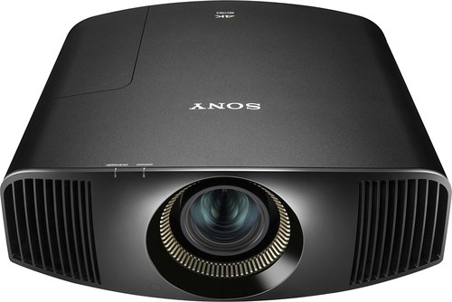 Sony - ES 4K SXRD Projector - Black