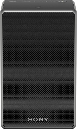 Sony - Wireless Speaker with Integrated Amplifier - Black