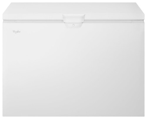 Whirlpool - 14.8 Cu. Ft. Chest Freezer - White