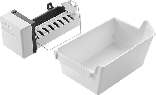 Whirlpool - Automatic Icemaker Kit for Most Side-by-Side Refrigerators - White