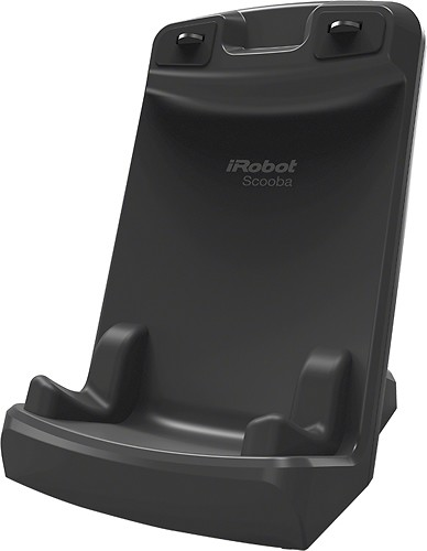 iRobot - DryDock Charging-and-Drying Stand for iRobot Scooba 450 Floor-Scrubbing Robots